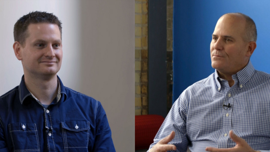 Brian Zubert and Iain Klugman discuss how partnering with innovators and disruptors can create and accelerate the next big ideas and businesses.