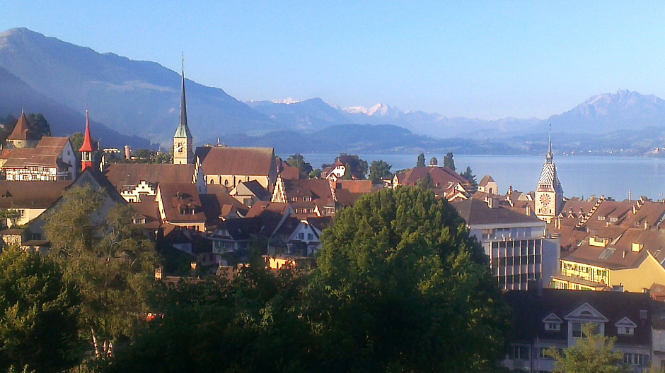 Thomson Reuters Labs location in scenic Zürich region