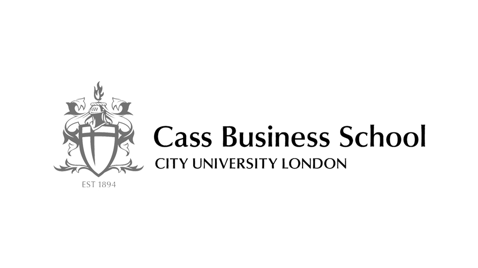 Logo for the Cass Business School City University in London