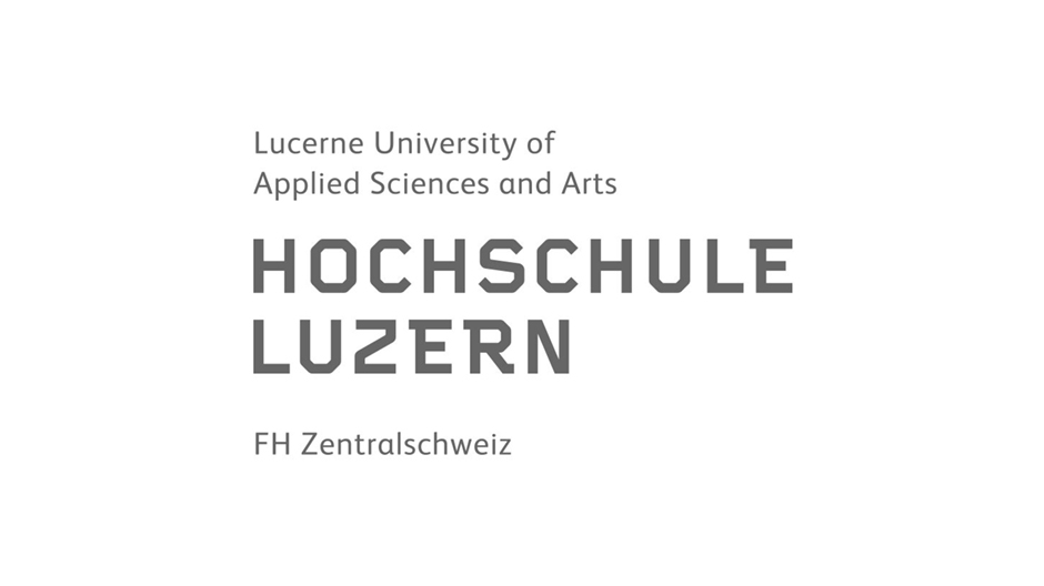 Logo for the Lucerne University of Applied Sciences and Arts - Hochschule Luzern FH Zentralschweiz