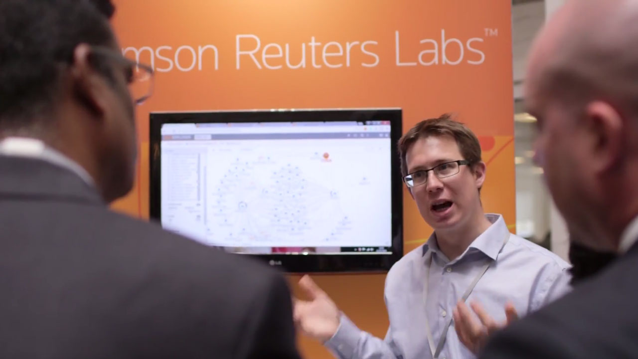 Thomson Reuters Labs – London launch with demos and partnerships